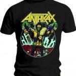 Antrax T Shirt