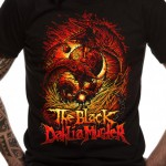 Black Dahlia Murder T Shirts