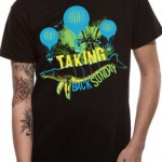Taking Back Sunday T Shirts