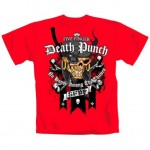 Five Finger Death Punch T Shirt