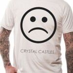Crystal Castles T Shirts
